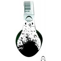 Music is Life! Over-Ear Bluetooth Wireless Headphones